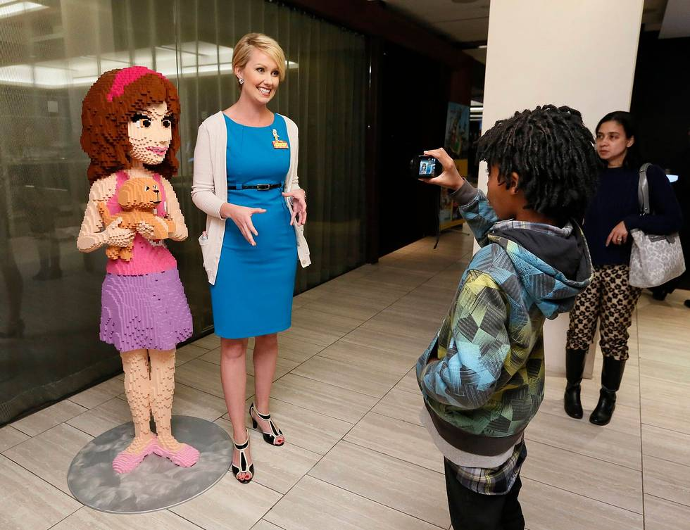 Behind The Thrills Lego Friends Will Delight Guests As