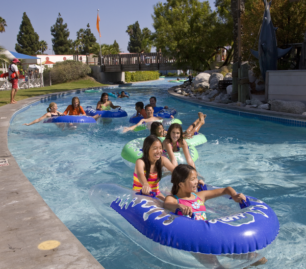 Soak City Lazy River