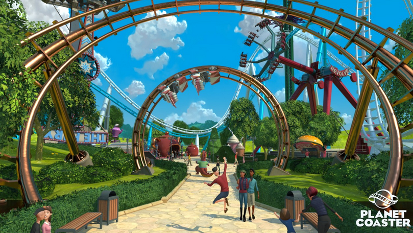 theme park studio download