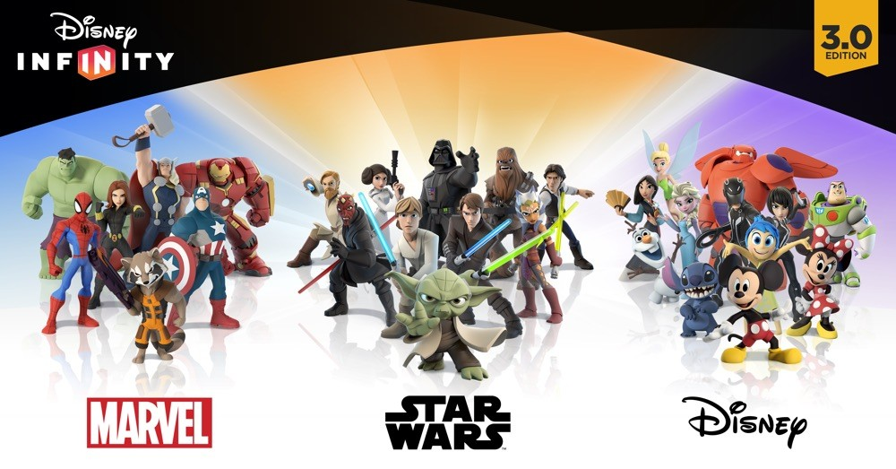 New Disney Infinity Characters 3.0 Disney Infinity 3.0 Will Hit