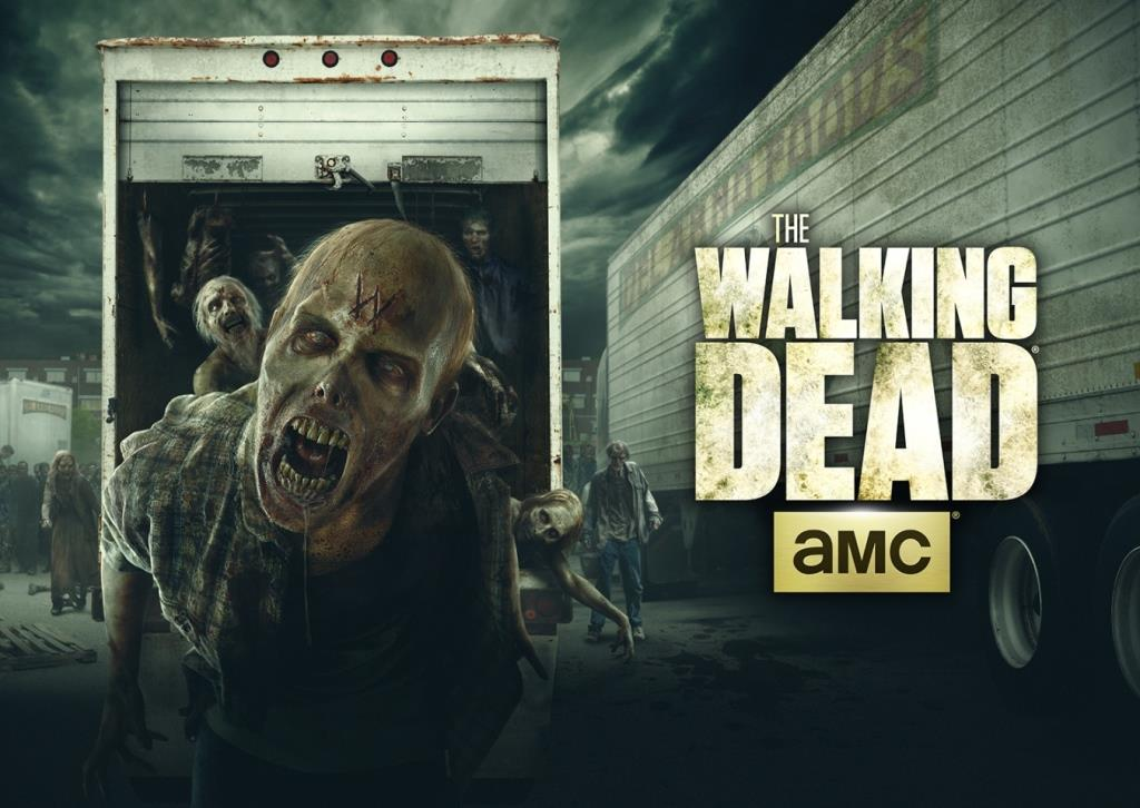 Walking Dead Coming to HHN - LR