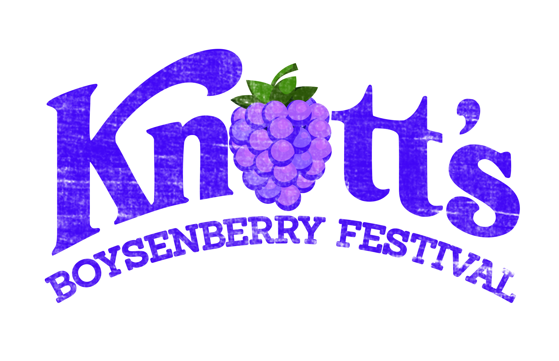 Boysenberry Festival Logo