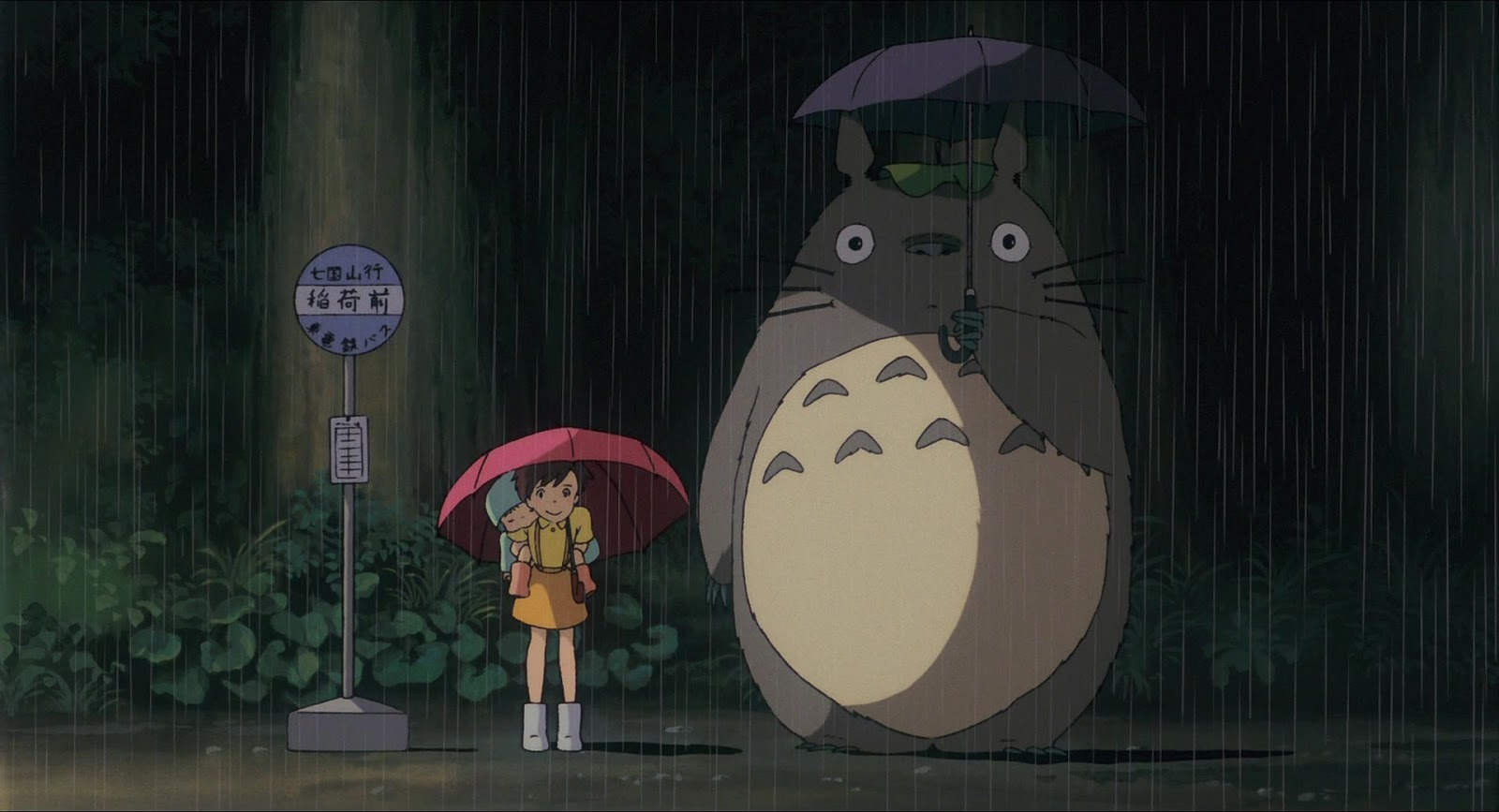 My Neighbor Totoro Wallpaper Wallpaper | T O Y S T O R I E s ...