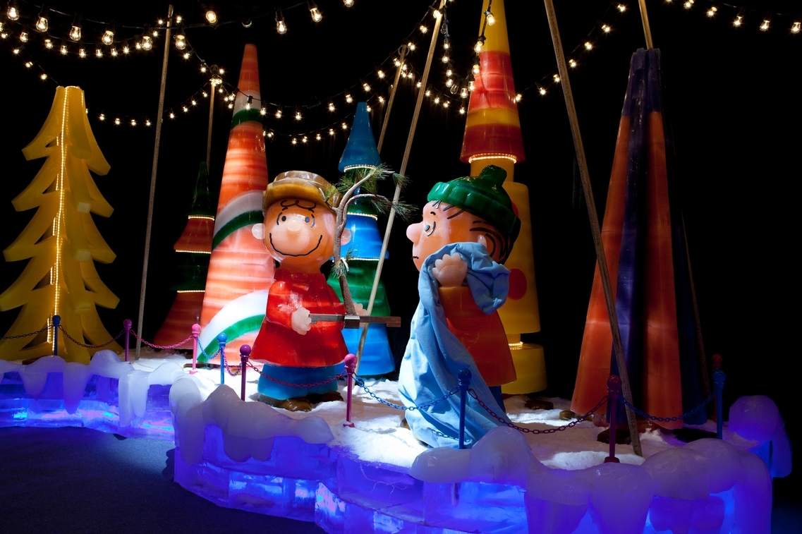 ICE! featuring A Charlie Brown Christmas4