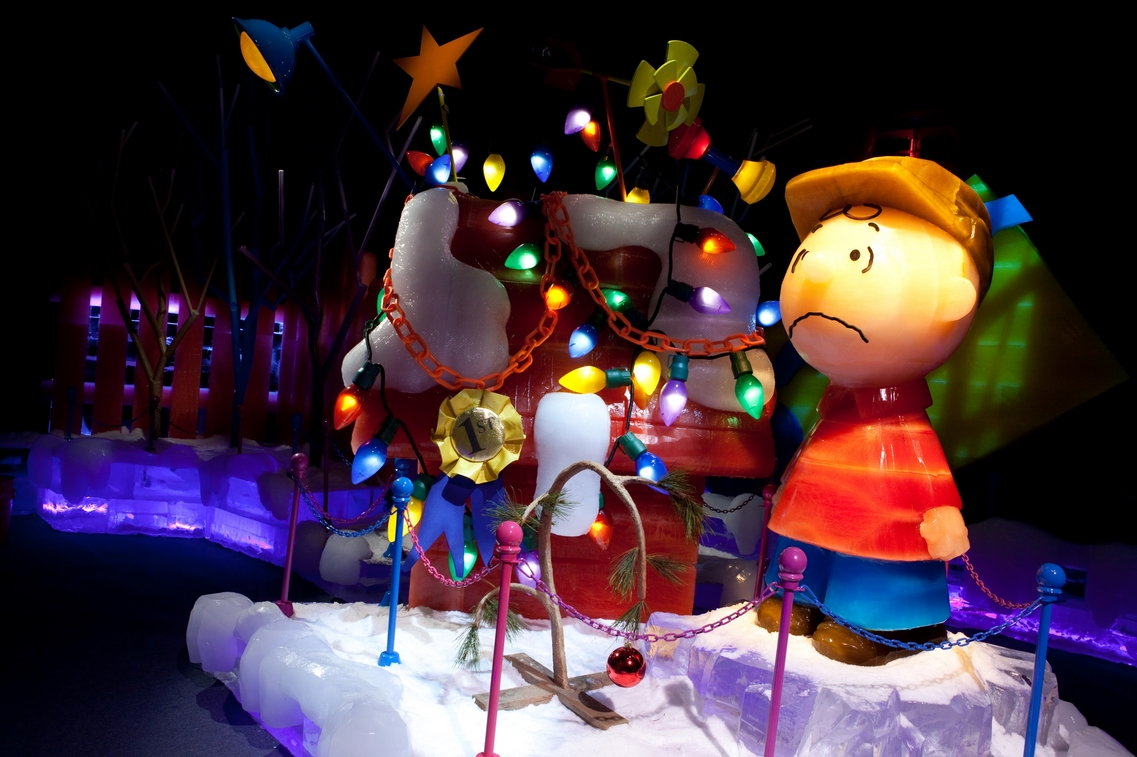 ICE! featuring A Charlie Brown Christmas5