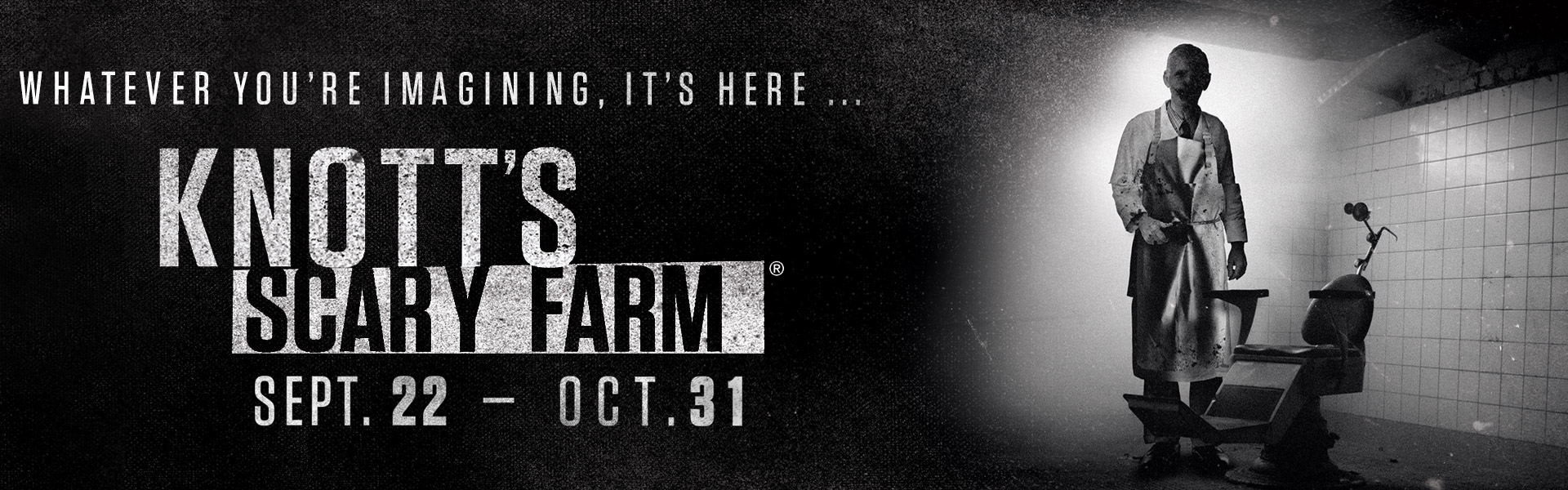2016 scary farm homepage rotator 1 - Knotts Berry Farm Halloween Tickets