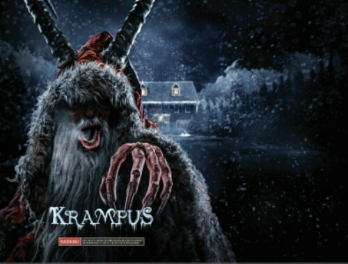 Behind the Thrills | Krampus Coming to Halloween Horror Nights ...