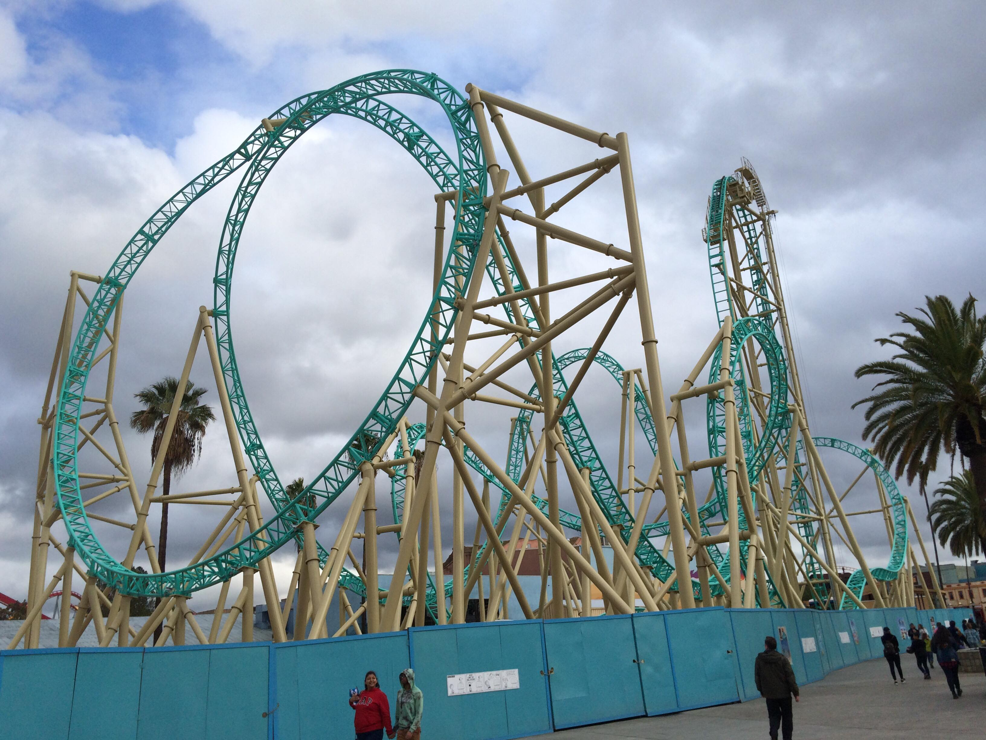 Behind The Thrills | Knott\'s Berry Farm begins testing new HangTime ...