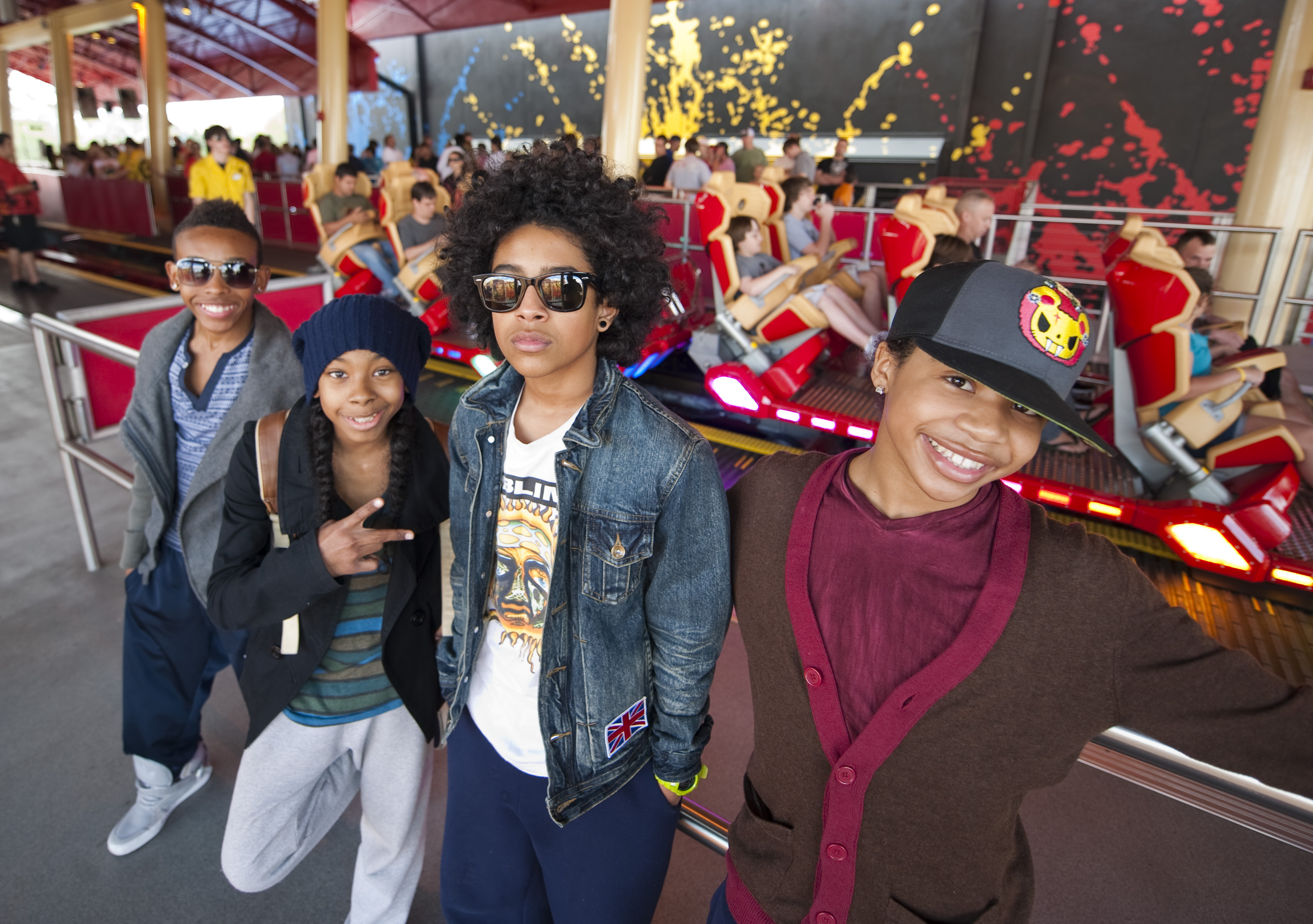 Mindless Behavior On Rip Ride Rockit Leads To Bieber Fever