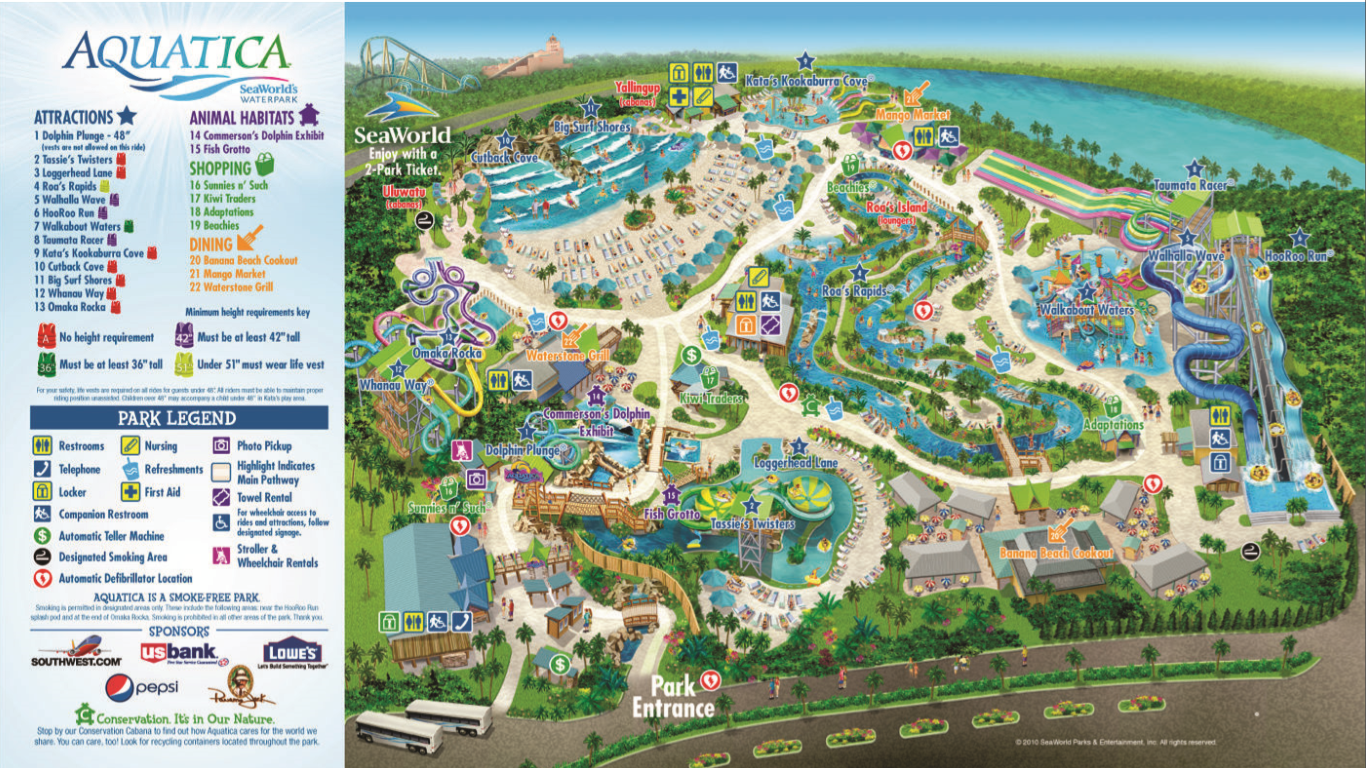 Behind the Thrills | Aquatica Florida