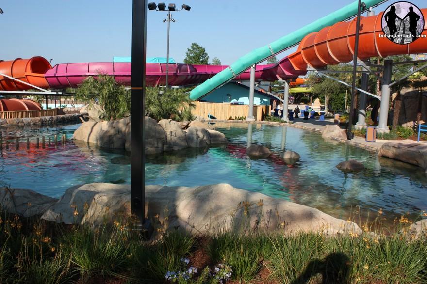 Behind The Thrills Aquatica San Antonio Makes Family Fun