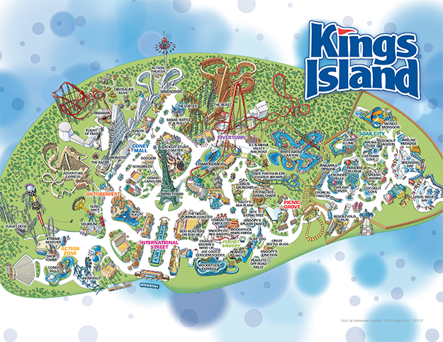 Kings Island Water Park Ticket Prices
