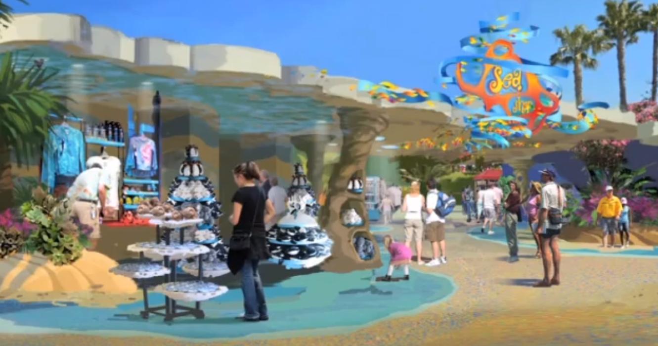 Seaworld San Diego To Undergo Massive Interactive Front