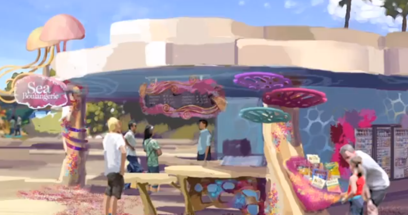 Seaworld San Diego To Undergo Massive Interactive Front