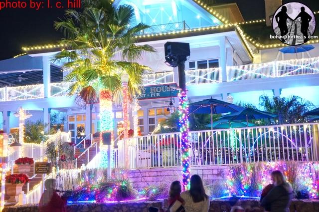 Busch Gardens Christmas Town Tickets.Behind The Thrills Christmas Town At Busch Gardens Tampa