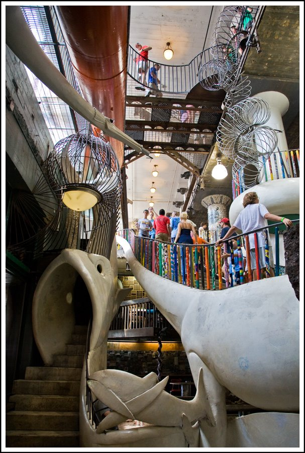 Background Information on The City Museum