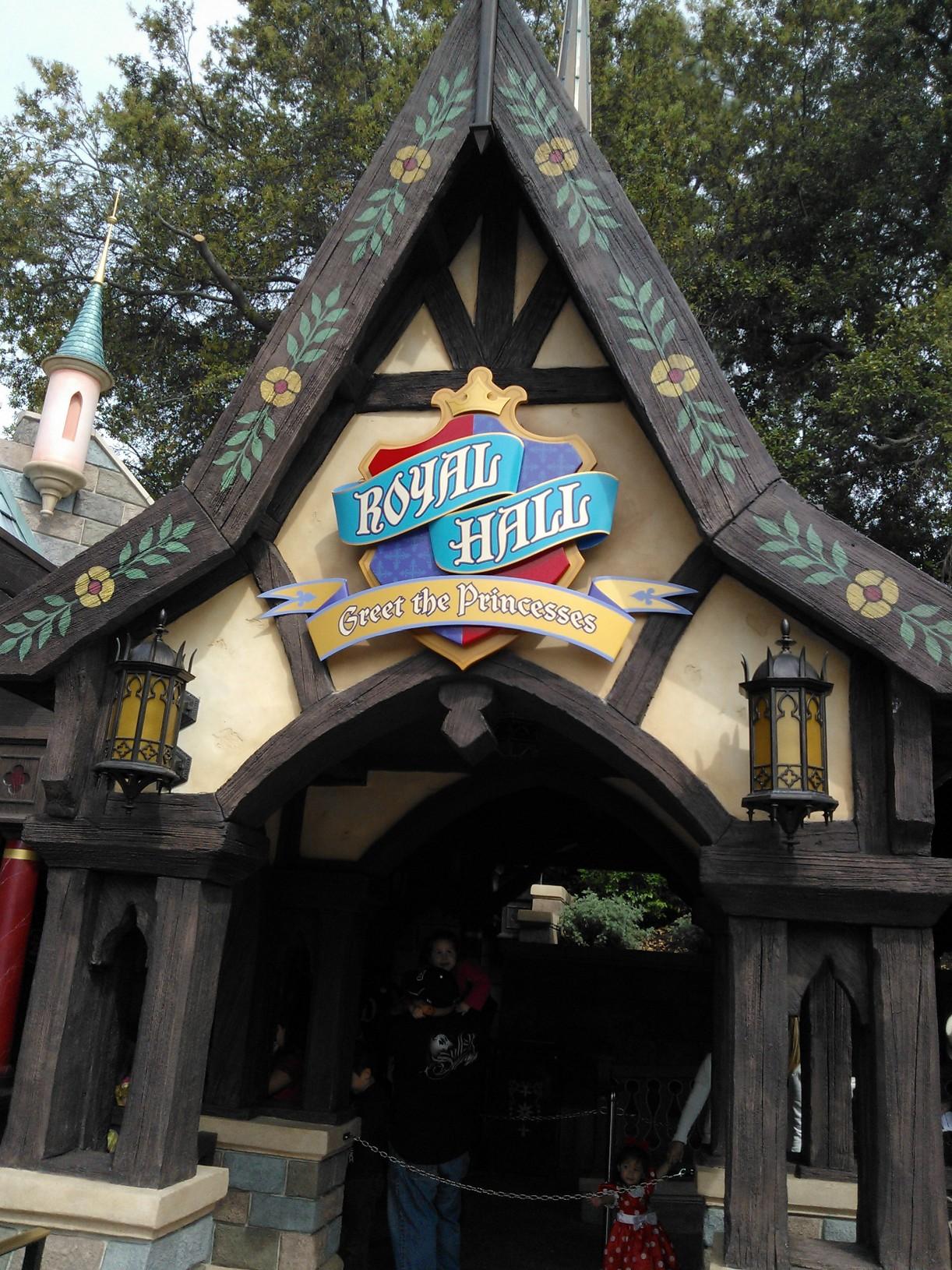 Inside Disneyland S New Fantasy Faire
