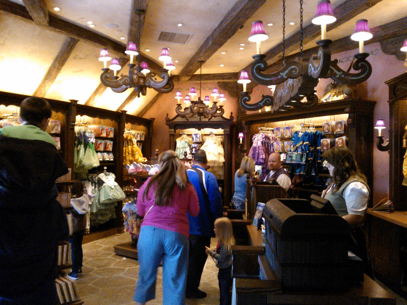 Inside Disneyland S New Fantasy Faire