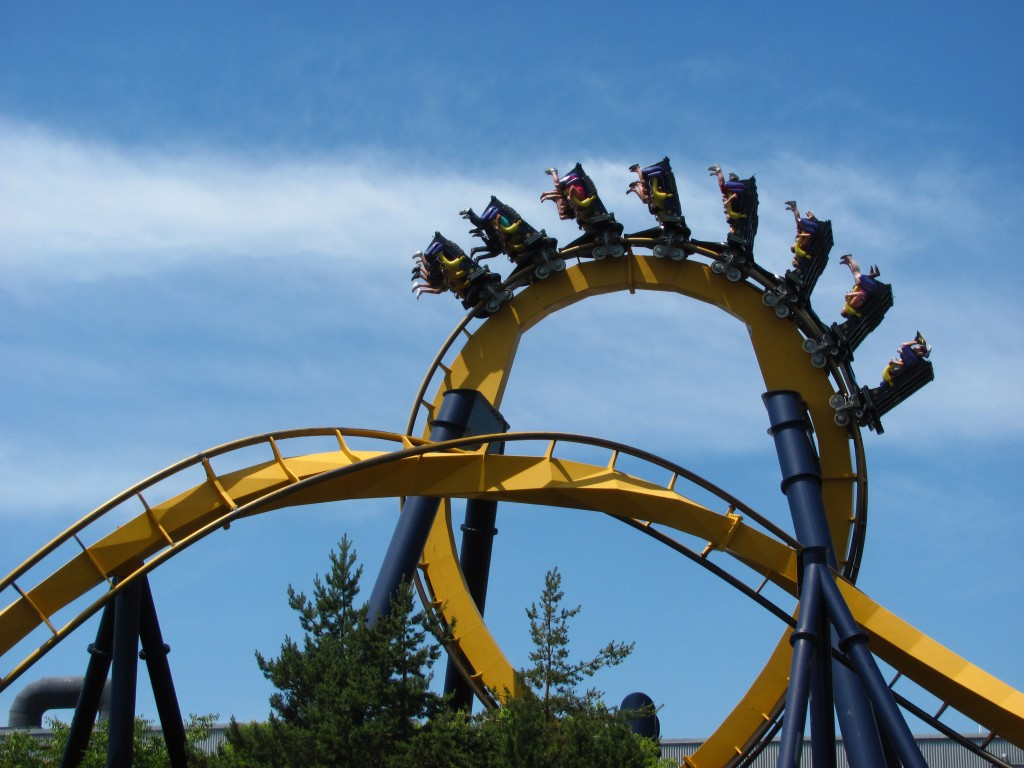 Behind The Thrills Six Flags Great America Offering New