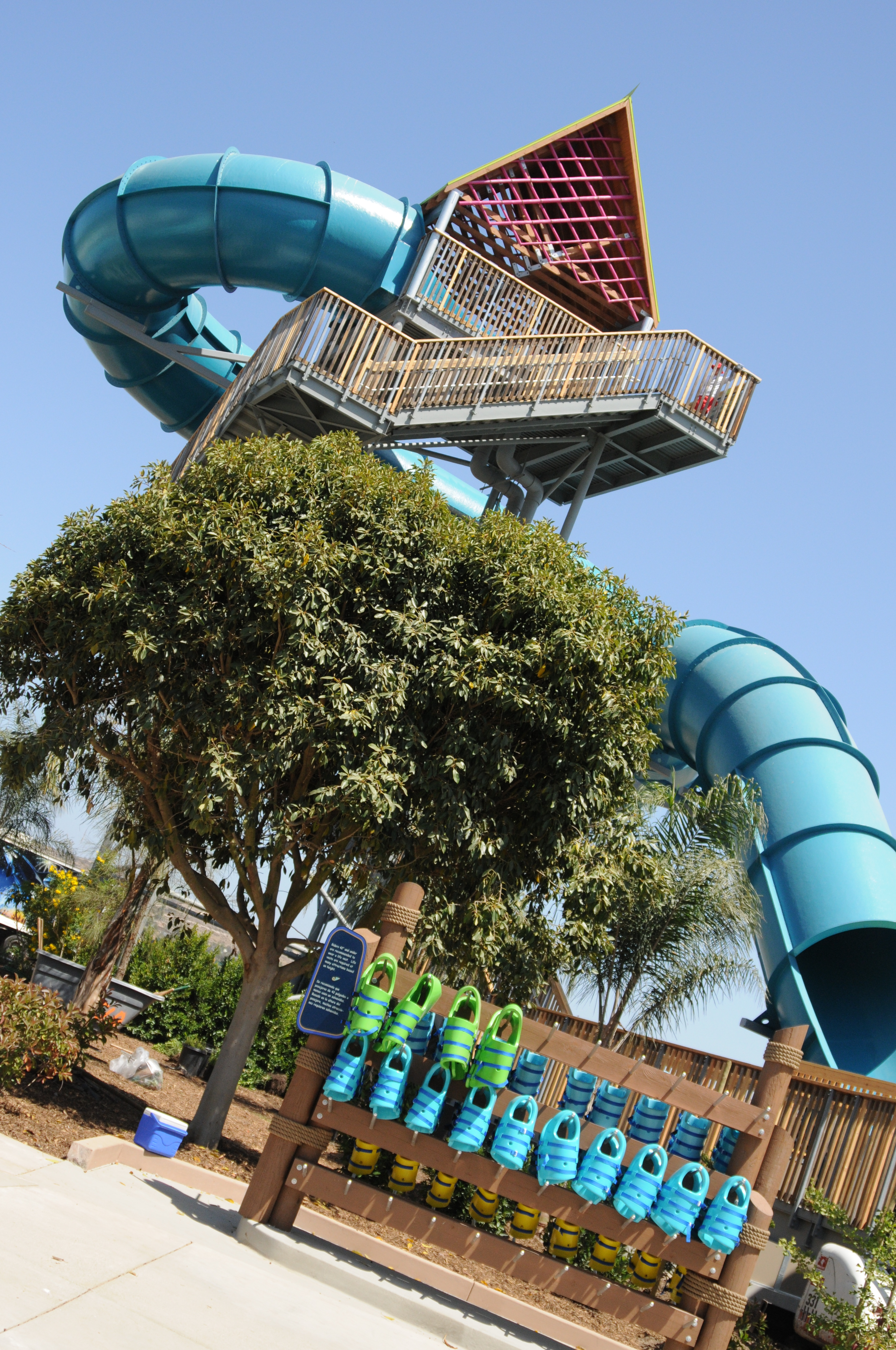 Behind The Thrills We Tour Aquatica Before It Splashes