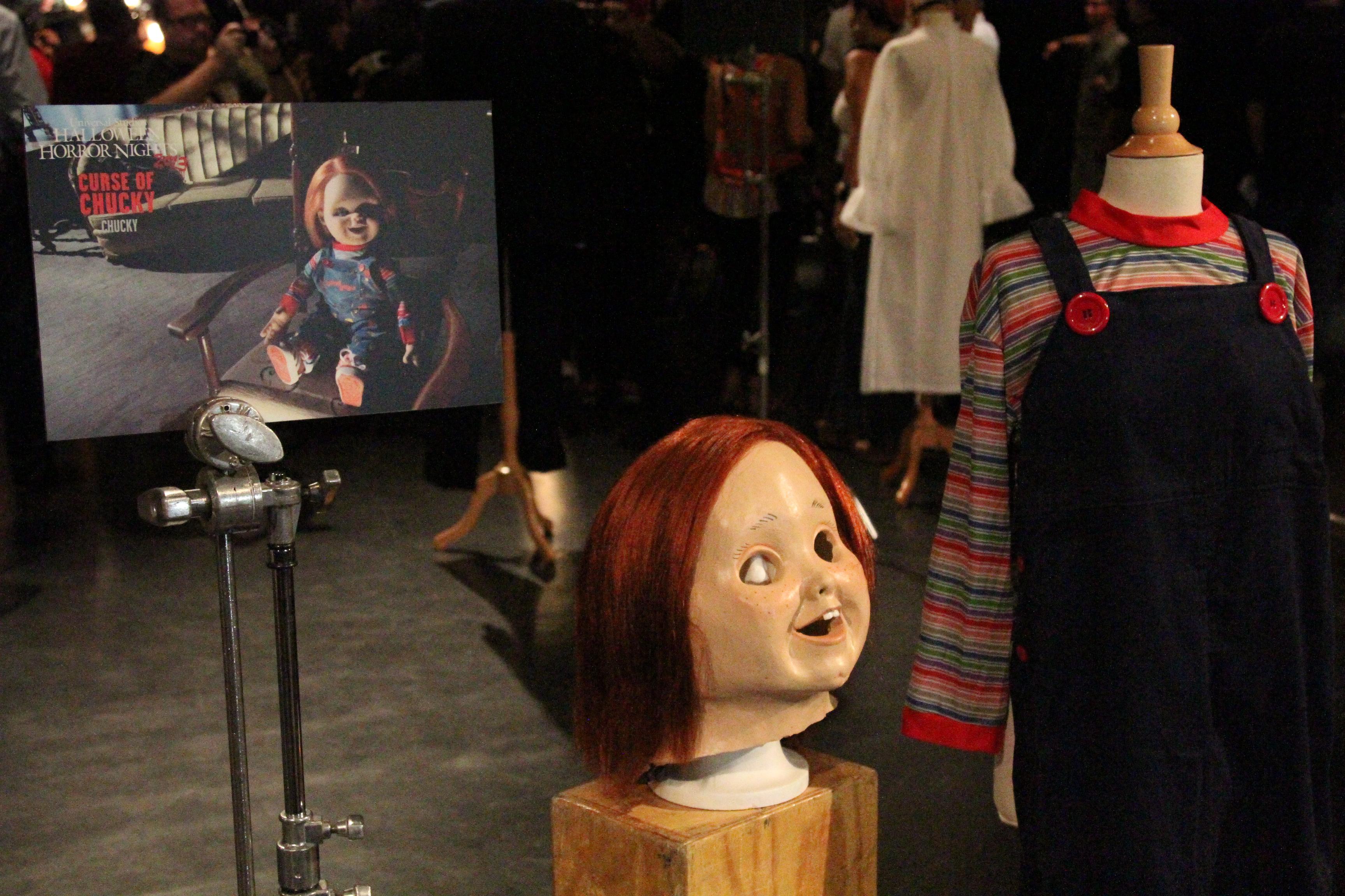 Behind The Scenes Halloween Horror Nights Hollywood 2013