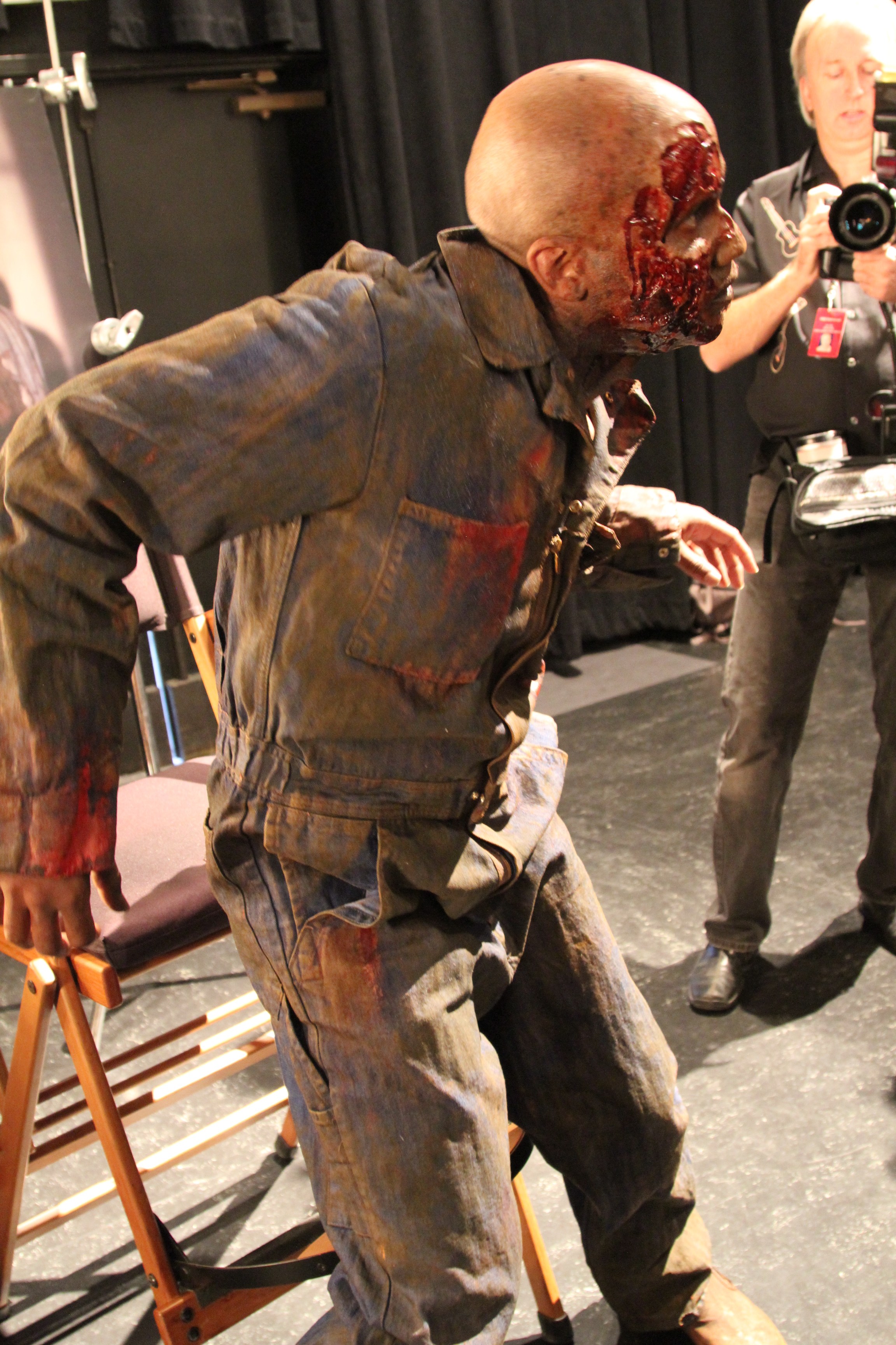 Behind The Scenes Halloween Horror Nights Hollywood 2013