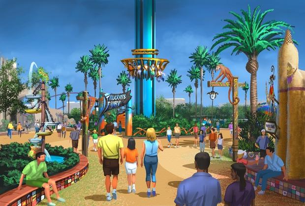 Busch Gardens Restaurants Best