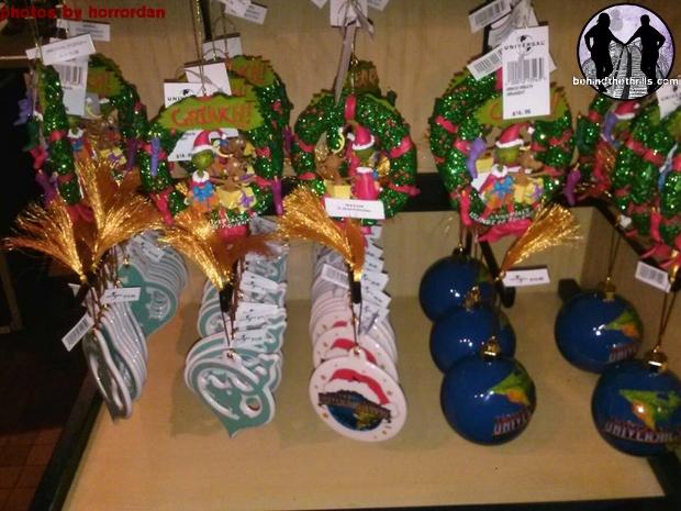 Harry Potter Christmas Ornaments Universal Studios.Universal Studios Harry Potter Christmas Merchandise
