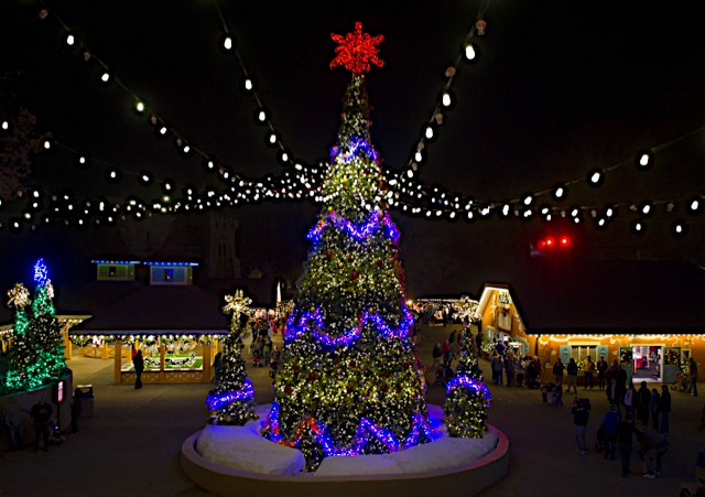 Williamsburg Christmas Town Busch Gardens.Behind The Thrills Busch Gardens Williamsburg Offering