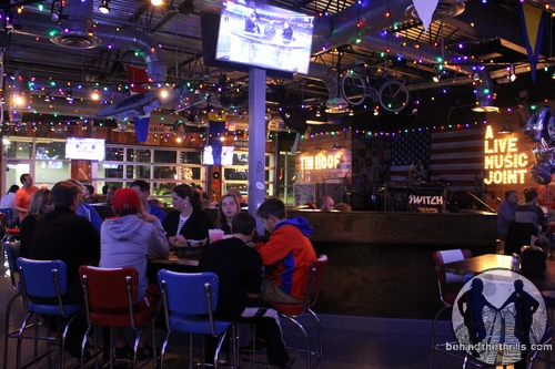 Behind The Thrills Tin Roof Orlando Brings Fun Flair To