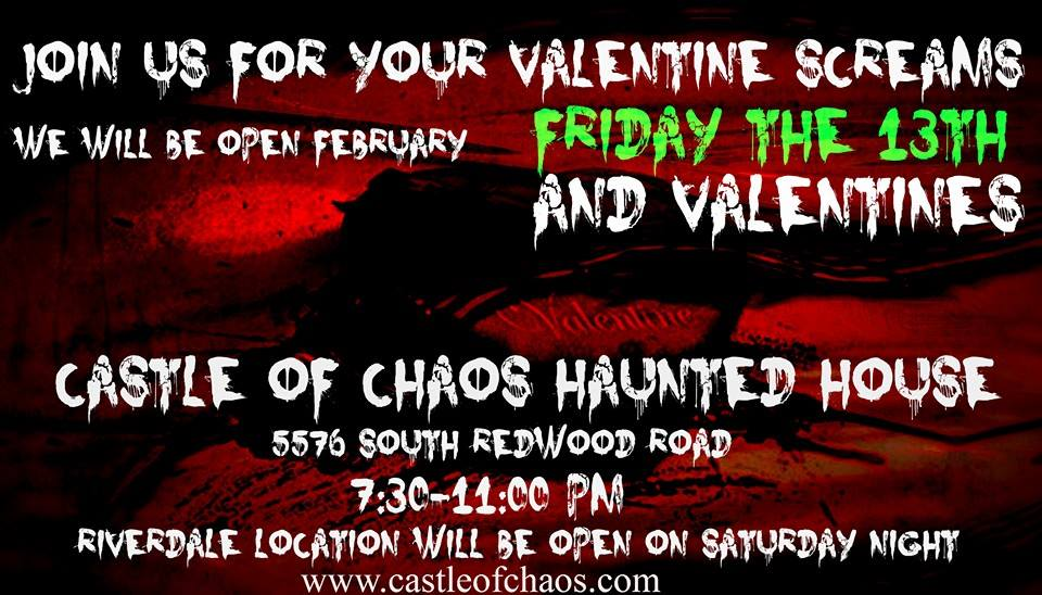 Behind The Thrills Horror Falls In Love With Valentine S Day As