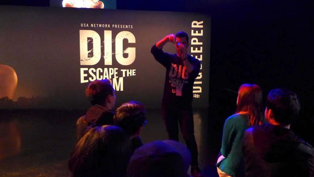 Movie Poster 2019: Dig: Escape The Room Offers Universal