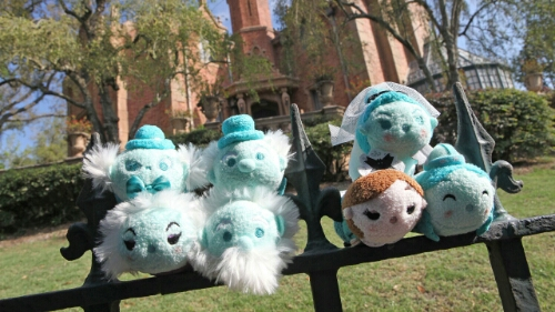 40fdedf0564 Today the Disney Parks Blog gave a great look at some new Tsum based on one  of the most beloved attractions ever. The Haunted Mansion!