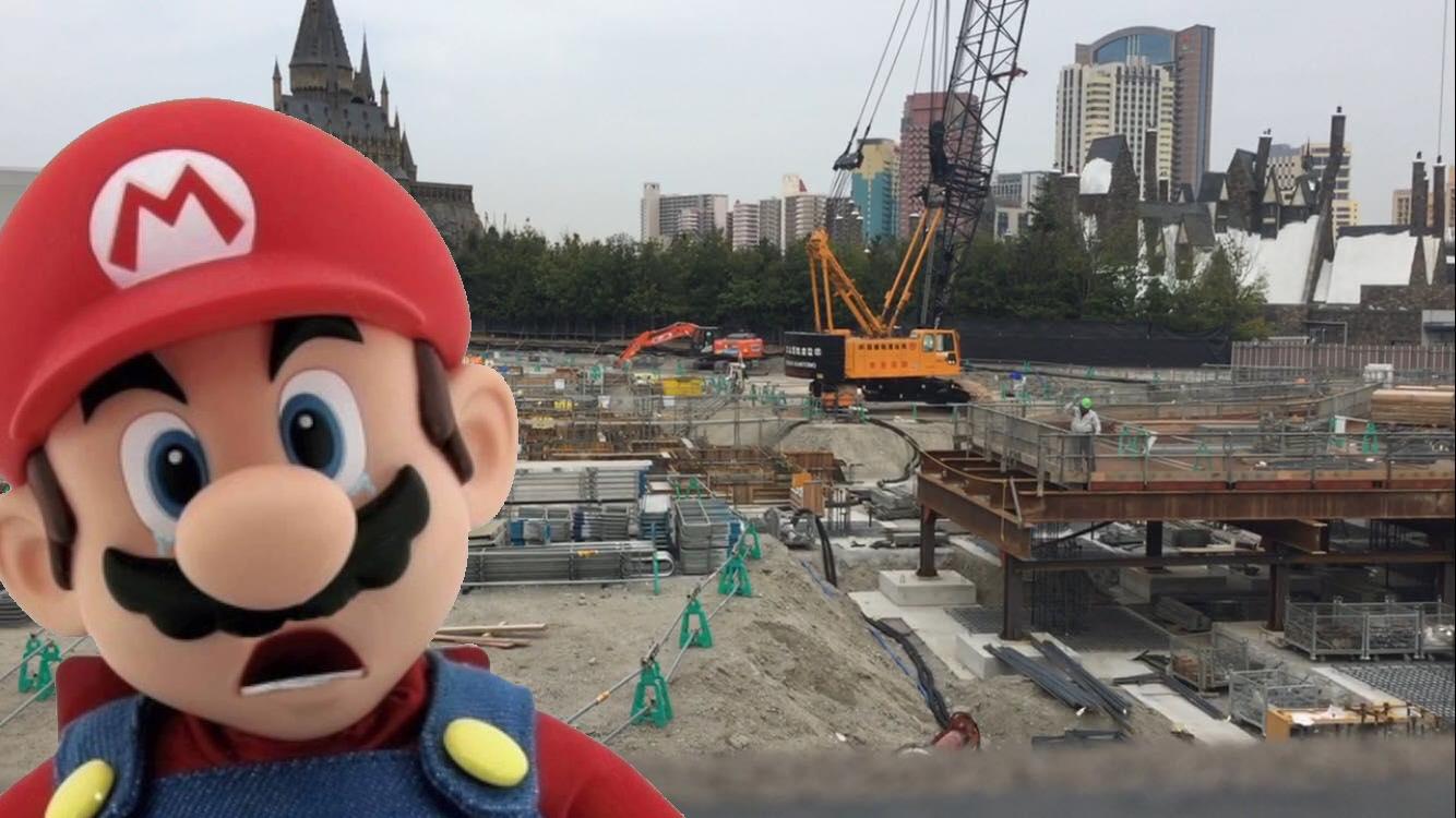 Behind The Thrills Super Nintendo World Levels Up In Japan Behind The Thrills
