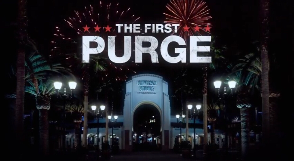 behind the thrills | the first purge bringing chaos to halloween