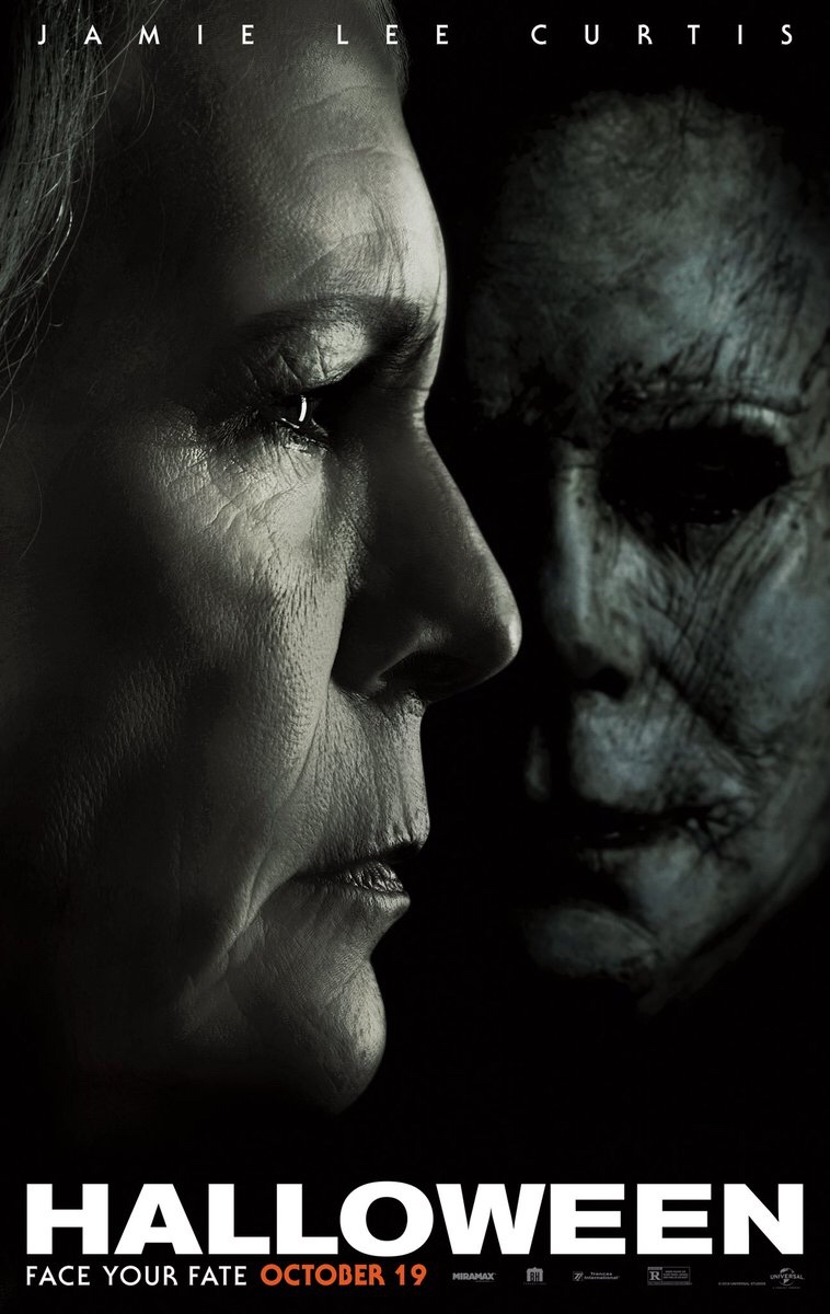 the next trailer for the new halloween from blumhouse has hit the web and like promised it ignores the events of the sequels and sticks to the main story