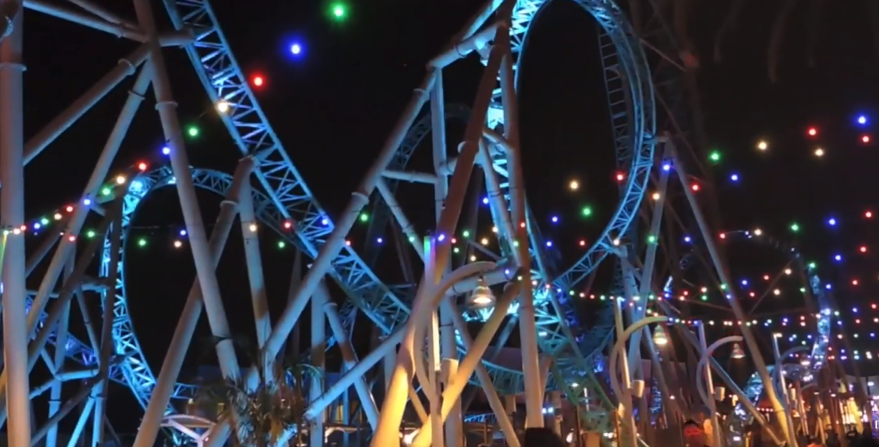 Behind The Thrills | Hang Time at Knott\'s Berry Farm is now the ...