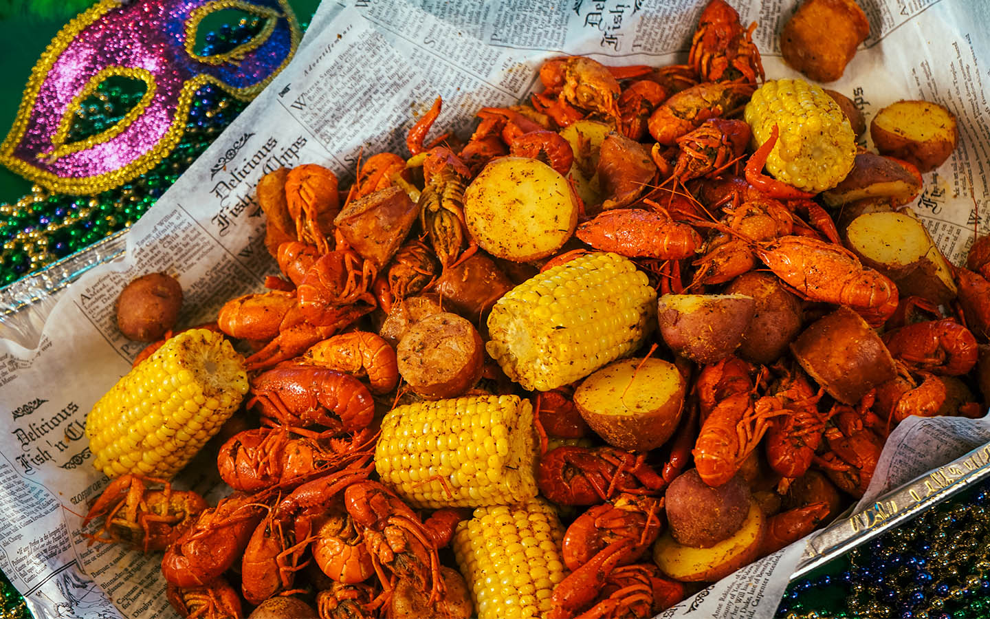 Behind The Thrills | It's a crawfish boil! Universal rolls out a