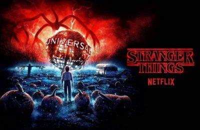 Halloween Horror Nights 2019 HHN29 Stranger Things Hat Scoops Ahoy Orlando