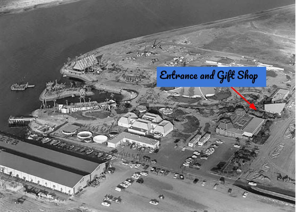 Behind The Thrills   SeaWorld San Diego – From 1964 to 2019