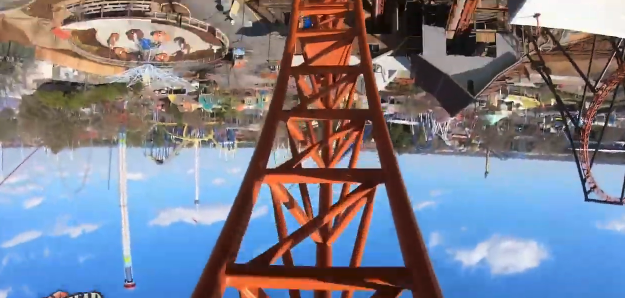 Behind The Thrills | Go for a ride on the newest coaster at