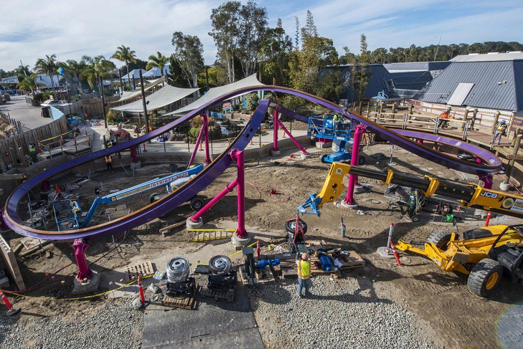 Behind The Thrills Seaworld San Diego Announces Tidal