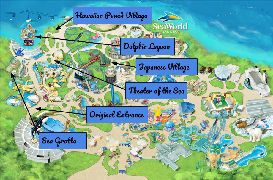 Behind The Thrills | SeaWorld San Diego – From 1964 to 2019