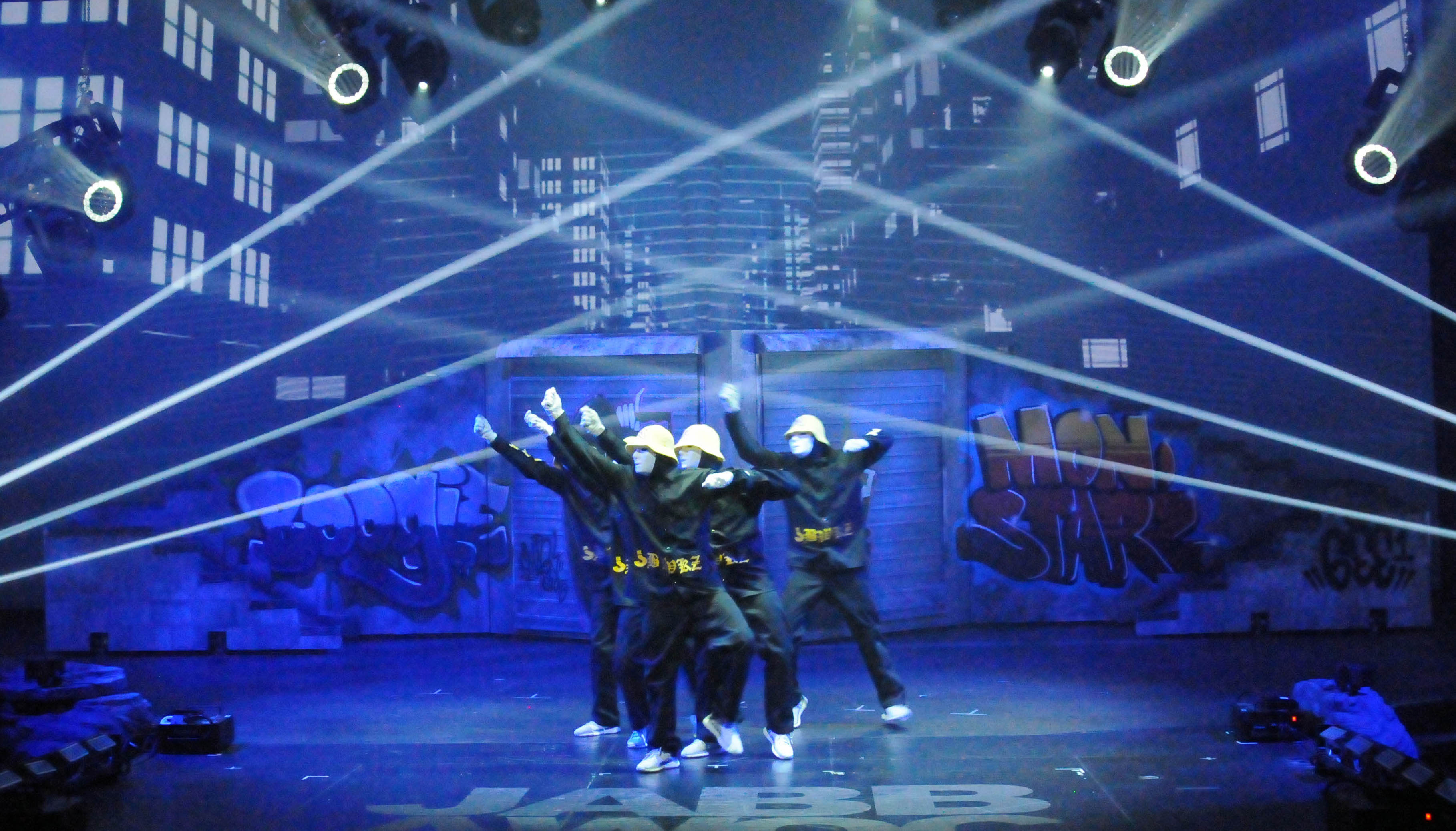 Behind The Thrills | Jabbawockeez coming back to Halloween Horror