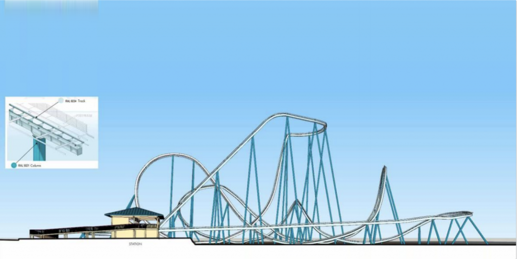 Behind The Thrills Seaworld San Diego Gets Approval For 2020 Dive Coaster Behind The Thrills