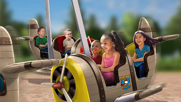 Behind The Thrills Cedar Fair Parks Add New Attraction Line Ups For 2020 Behind The Thrills