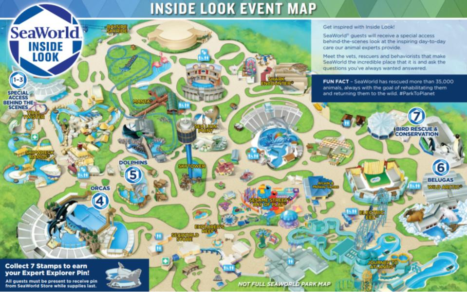 Behind The Thrills | Getting an 'Inside Look' into the ... on universal map, disney's animal kingdom map, disneyland map, cedar point map, discovery cove map, michigan adventure map, zoo map, busch gardens map, disney blizzard beach map, san antonio riverwalk map, san diego map, islands of adventure map, knotts berry farm map, aquatica map,