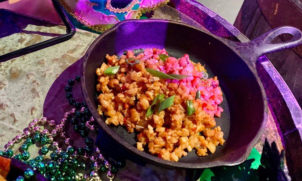 Creole Dirty Rice, Mardi Gras Universal Studios