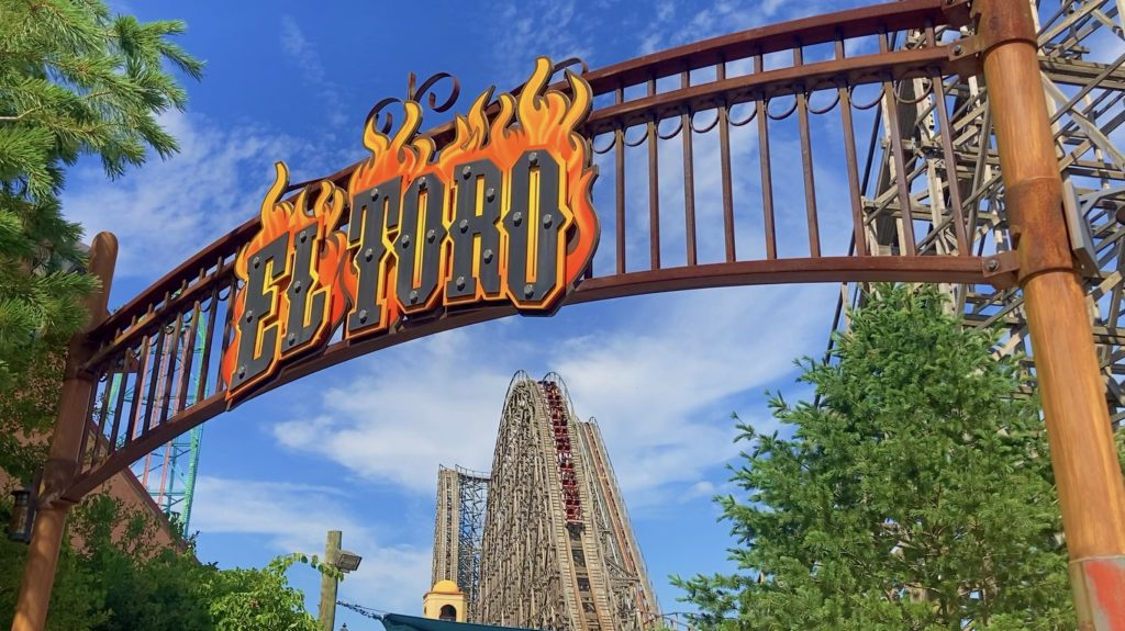 Behind The Thrills Six Flags Provides A Great Adventure Even In A Pandemic Behind The Thrills