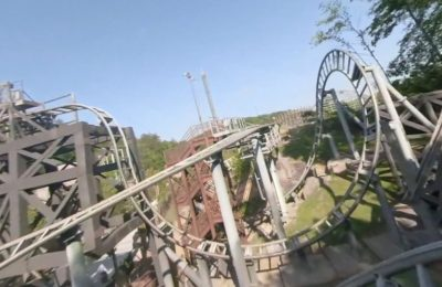 New Layout on Mystery Mine at Dollywood